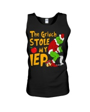 THE GRINCH STOLE MY IEP Unisex Tank thumbnail
