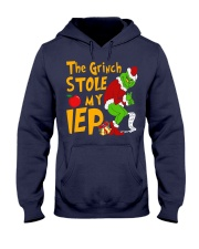 THE GRINCH STOLE MY IEP Hooded Sweatshirt thumbnail