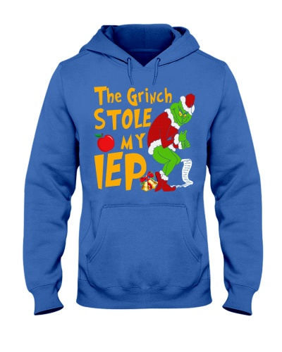 THE GRINCH STOLE MY IEP