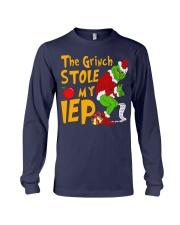 THE GRINCH STOLE MY IEP Long Sleeve Tee thumbnail