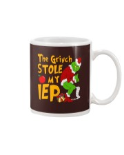 THE GRINCH STOLE MY IEP Mug thumbnail