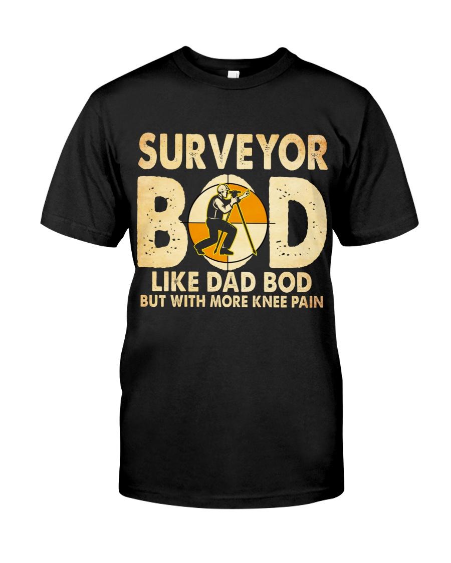 Surveyor Bod Classic T-Shirt