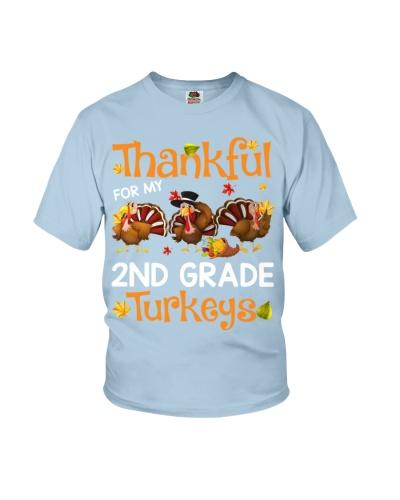 THANKFUL FOR MY 2ND GRADE TURKEYS
