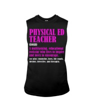 Physical Ed Teacher Sleeveless Tee thumbnail