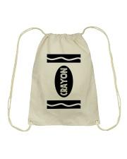 Crayon Drawstring Bag thumbnail