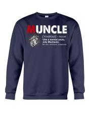 Muncle Mechanic Crewneck Sweatshirt thumbnail