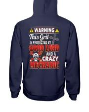 Muncle Mechanic Hooded Sweatshirt tile