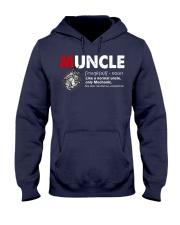 Muncle Mechanic Hooded Sweatshirt thumbnail