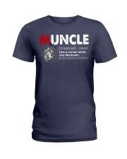 Muncle Mechanic Ladies T-Shirt thumbnail