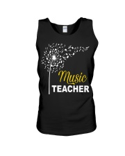 Music Teacher Unisex Tank thumbnail