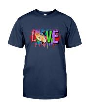 Love Art Classic T-Shirt thumbnail