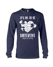 IT'S OK TO BE DIFFERENT Long Sleeve Tee thumbnail