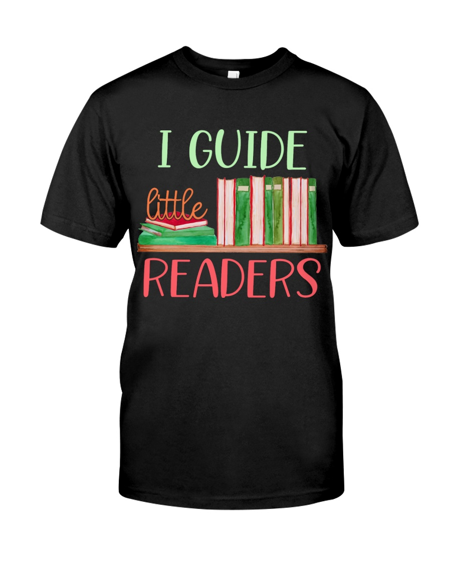 I GUIDE LITTLE READERS Classic T-Shirt