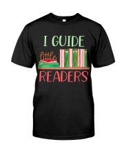 I GUIDE LITTLE READERS Classic T-Shirt tile