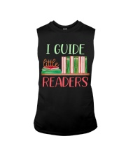 I GUIDE LITTLE READERS Sleeveless Tee tile