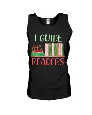 I GUIDE LITTLE READERS Unisex Tank tile