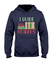 I GUIDE LITTLE READERS Hooded Sweatshirt thumbnail