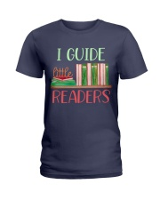 I GUIDE LITTLE READERS Ladies T-Shirt tile