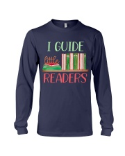 I GUIDE LITTLE READERS Long Sleeve Tee thumbnail