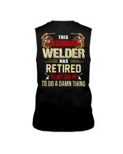 This Legendary Welder  Sleeveless Tee thumbnail