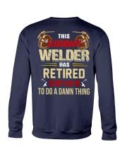 This Legendary Welder  Crewneck Sweatshirt thumbnail