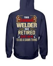 This Legendary Welder  Hooded Sweatshirt thumbnail