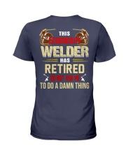 This Legendary Welder  Ladies T-Shirt thumbnail