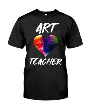 Art Teacher T-Shirt Classic T-Shirt thumbnail