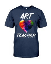 Art Teacher T-Shirt Classic T-Shirt tile