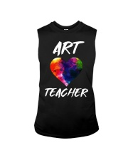 Art Teacher T-Shirt Sleeveless Tee thumbnail