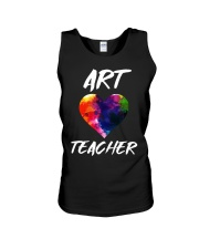 Art Teacher T-Shirt Unisex Tank thumbnail