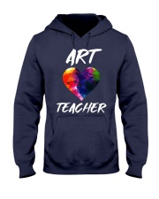 Art Teacher T-Shirt Hooded Sweatshirt thumbnail