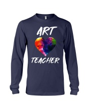 Art Teacher T-Shirt Long Sleeve Tee thumbnail