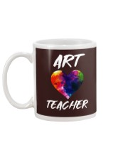Art Teacher T-Shirt Mug back