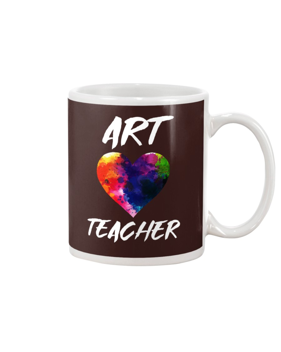 Art Teacher T-Shirt Mug