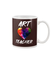 Art Teacher T-Shirt Mug front