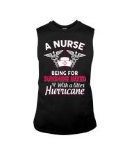A Nurse Being a sunshine mixed Sleeveless Tee thumbnail