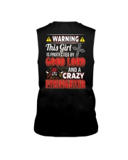 Crazy Firefighter Sleeveless Tee thumbnail