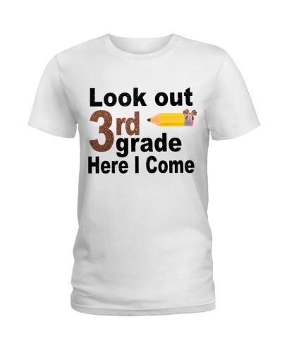 3rd grade Here I come