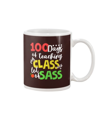 100 DAYS OF TEACHING MY CLASS WITH A LOT OF SASS