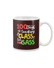 100 DAYS OF TEACHING MY CLASS WITH A LOT OF SASS Mug thumbnail