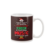 THE BEST WAY TO SPREAD CHRISTMAS CHEER Mug thumbnail
