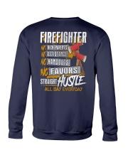 Firefighter - All Day Everyday Crewneck Sweatshirt thumbnail