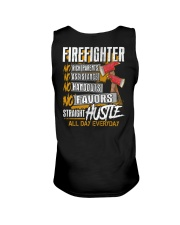 Firefighter - All Day Everyday Unisex Tank thumbnail