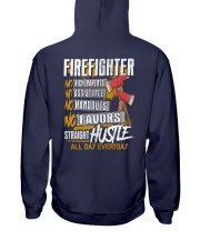 Firefighter - All Day Everyday Hooded Sweatshirt thumbnail