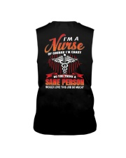 I'm a Nurse Sleeveless Tee thumbnail