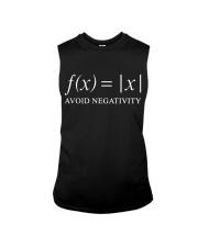 Avoid negativity Sleeveless Tee thumbnail