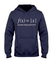 Avoid negativity Hooded Sweatshirt thumbnail