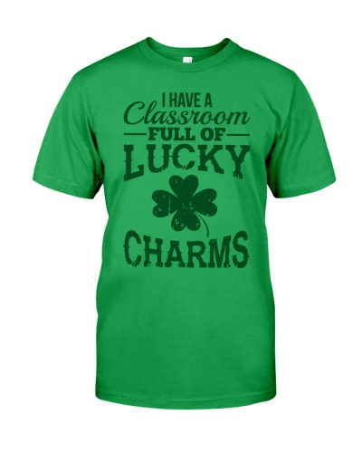 I Have a Classroom Full of Lucky
