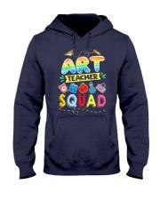 Art Teacher Squad Hooded Sweatshirt thumbnail